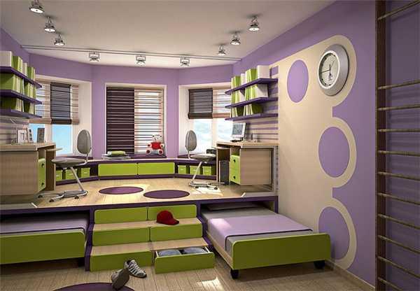 30 Decorative Raised Floor Designs Defining Functional Zones ...
