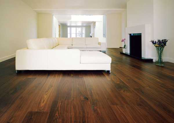 Marvelous Handcrafted Solid Wood Floor Wooden Walls And
