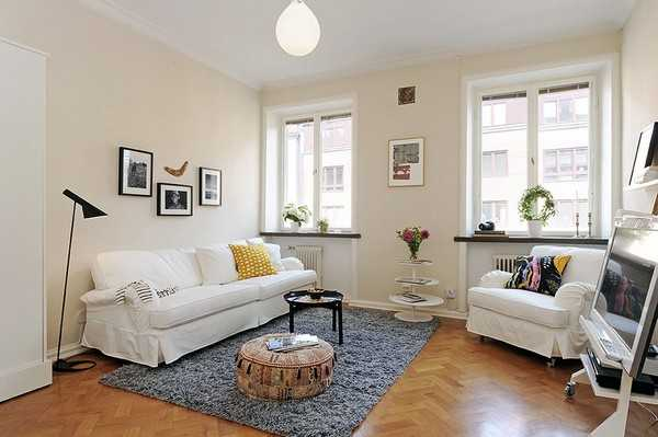 Decorating Small Spaces, Apartment Ideas Optimized by Space Saving ...