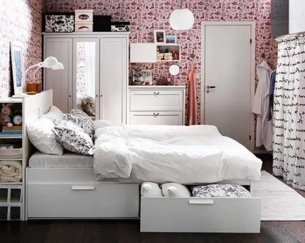 Bedroom Furniture With Storage Drawers, Space Saving Ideas For Small Homes