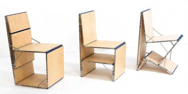 wooden chair design