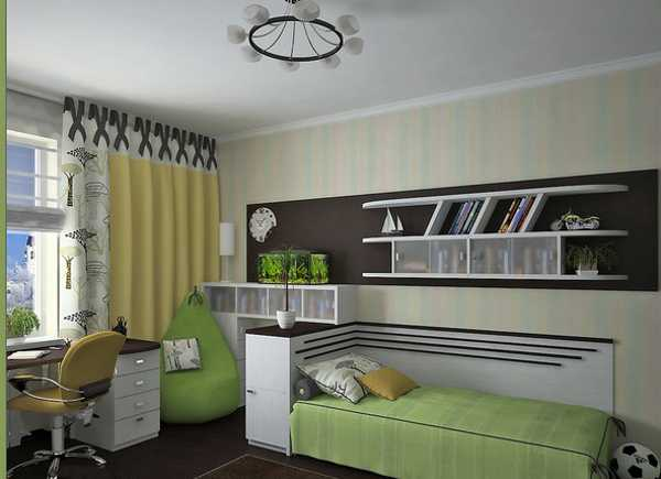 Green Kids Bedroom Ideas 3 New Inspiration Design