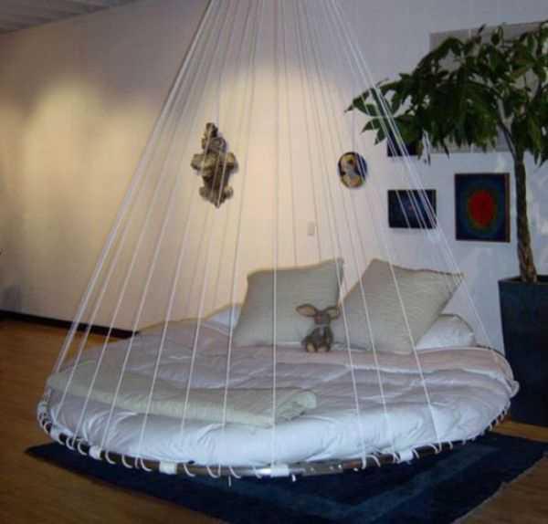 Unique Bedroom Decorating Ideas: 35 Unique Bed Designs For Extravagantly Customized Bedroom