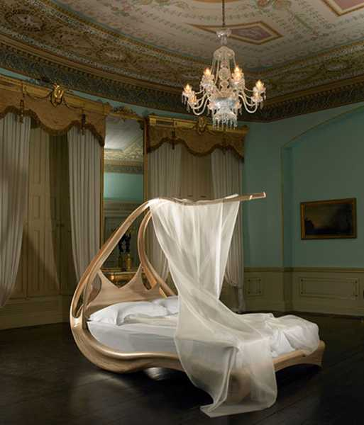 35 Unique Bed Designs for Extravagantly Customized Bedroom Decorating