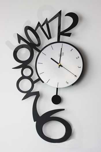 Unique Modern Wall Clocks Adding Time Appreciation Designs