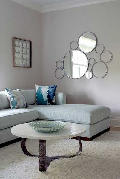 Wall Mirrors Reflecting 25 Gorgeous Modern Interior Design