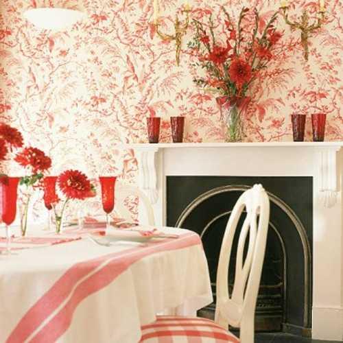 Best Color For Dining Room Feng Shui: Good Feng Shui Tips For Your Dining Room Decorating, Red