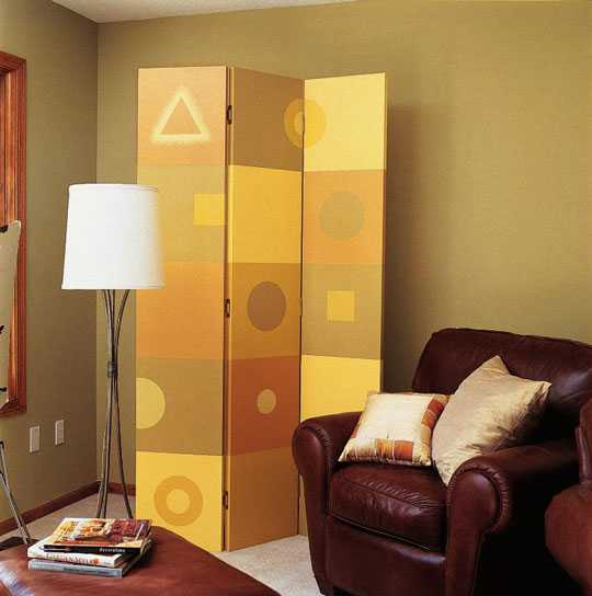 20 Beautiful DIY Interior Decorating Ideas Using Stencils and Paint ...