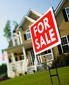 home values and sale prices