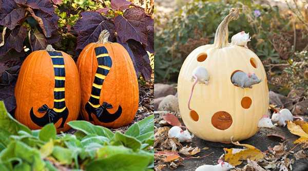 40 Halloween Decorations Lightening Halloween Decorating Ideas with Optimistic Designs & 40 Halloween Decorations Lightening Halloween Decorating Ideas with ...