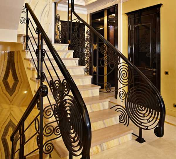 33 Staircase Designs Enriching Modern Interiors With