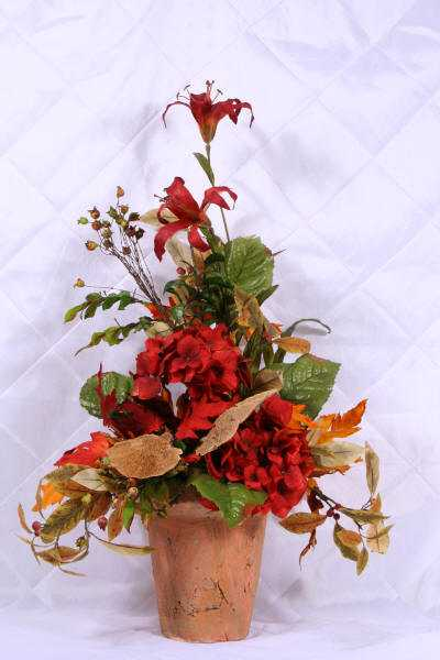 25 Fall Flower Arrangements Enhancing The Spirit Of