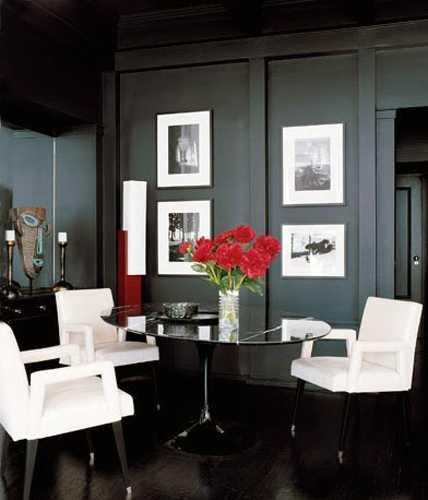 Home Design Ideas Cheap: Black Ceiling Designs Creating Modern Home Interiors That
