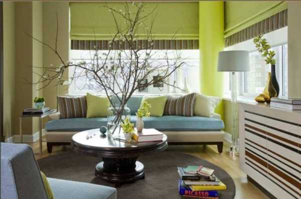 Modern Interior Design 9 Decor and Paint Color Schemes that Include