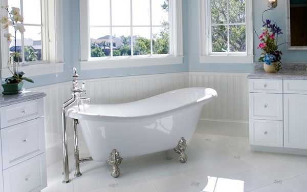 Claw Foot Tubs Adding 19th Century Chic to Modern Bathroom ...