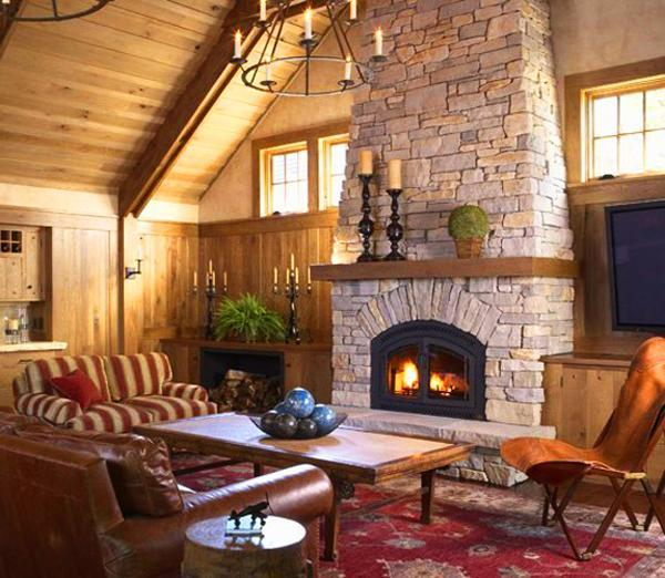 Living Room Ideas To Fall In Love With: Cozy Thanksgiving Decorating Ideas, Living Room Makeover