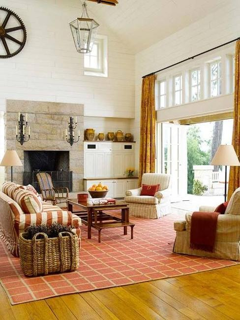Fall Living Room Pillows