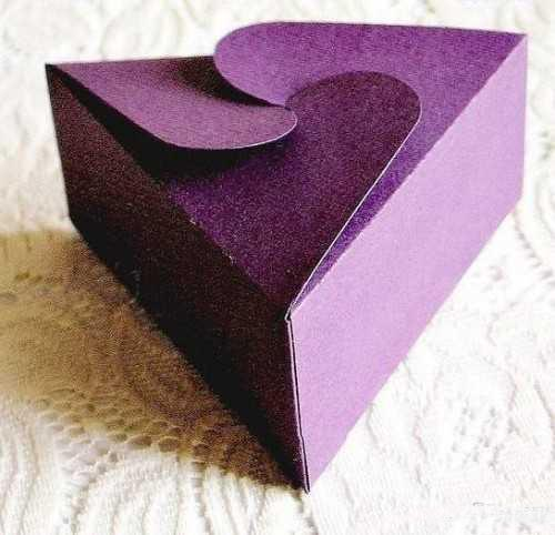 how to make gift box recycling paper