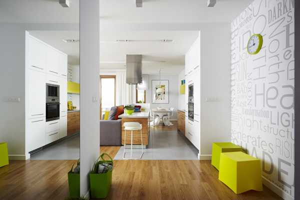 Modern Interior Design And Decor In Minimalist Style