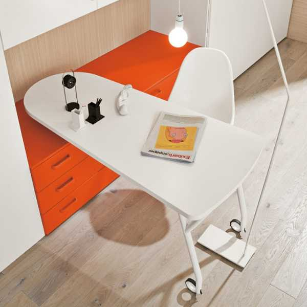 How To Bring Summer Vibes Into Your Home 6 Color Ideas: 30 Office Design Ideas Bringing Optimism With Orange Color