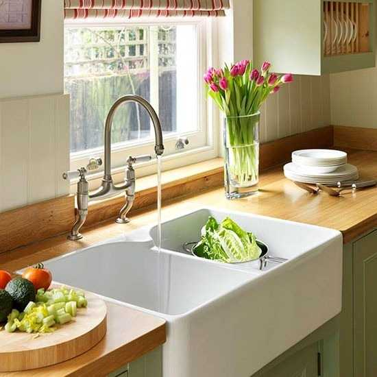 Modern Kitchen Sinks Adding Decorative