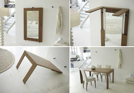 Folding Table For E Saving Interior Design