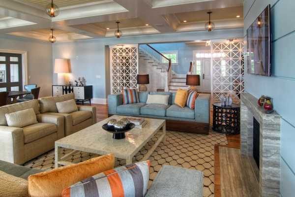 Modern Interior Design, 9 Decor And Paint Color Schemes