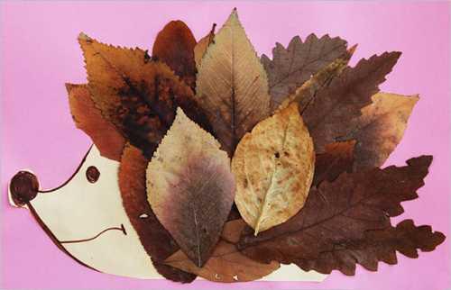 fall leaves craft ideas