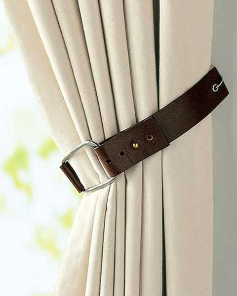 20 Recycling Ideas For Home Decor: 12 Fabulous Design Ideas Recycling Leather Belts For Home