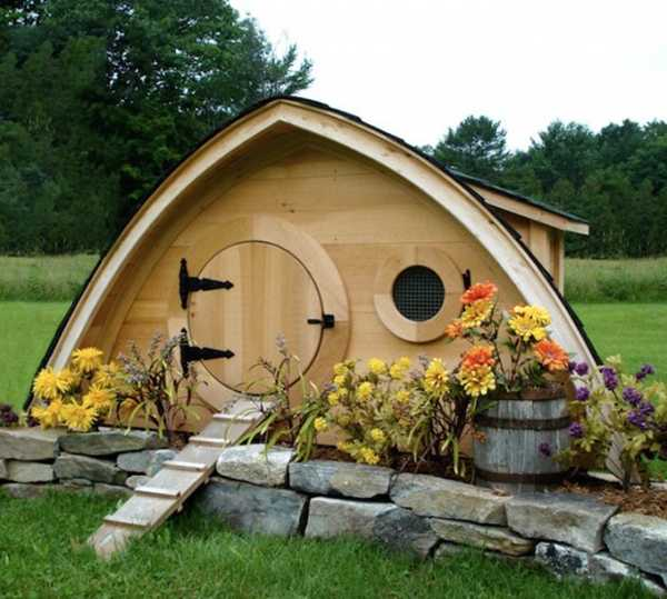 chicken coop design and decorating
