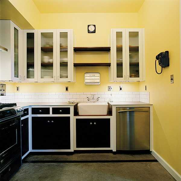 20 Modern Kitchens Decorated In Yellow And Green Colors: Feng Shui Colors For Interior Design And Decor, Yellow