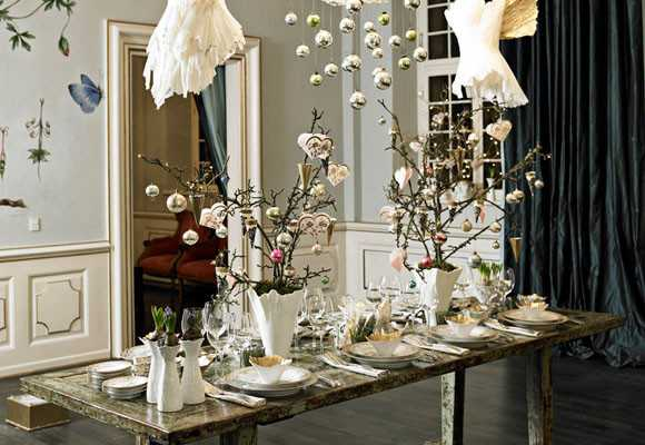 by ena russ last updated 11122012 - White Christmas Decorating Theme