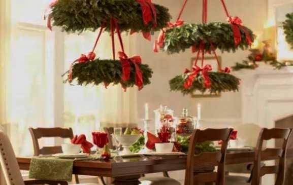 Novel Christmas Home Decoration Ideas, Christmas Wreath