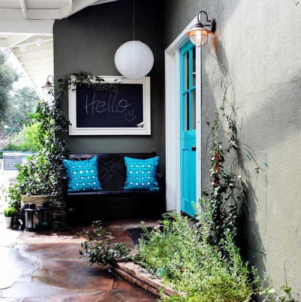 Creative Interior Decorating Ideas, 26 Black Chalkboard