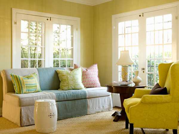 Marvelous Casual Modern Living Room Designs With Colorful Decor Interior Design Ideas Clesiryabchikinfo