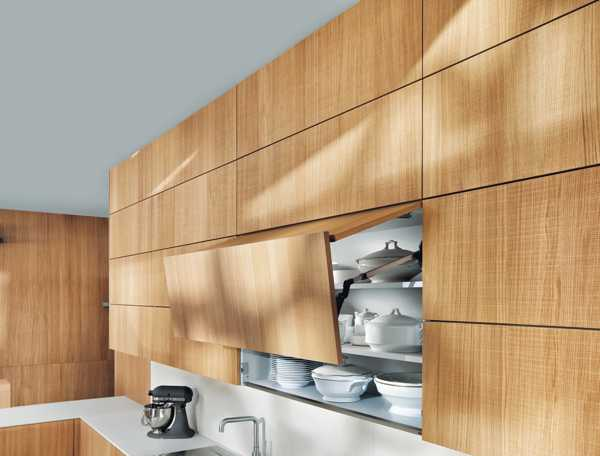 Contemporary Kitchen Design Innovative Storage Furniture From Neuland
