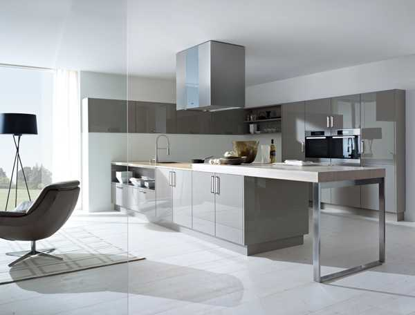 Contemporary Kitchen Design Innovative Storage Furniture From Neuland