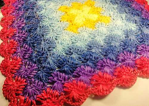 Plastic Bag Recycling For Floor Mats Two Creative Recycled Crafts Ideas