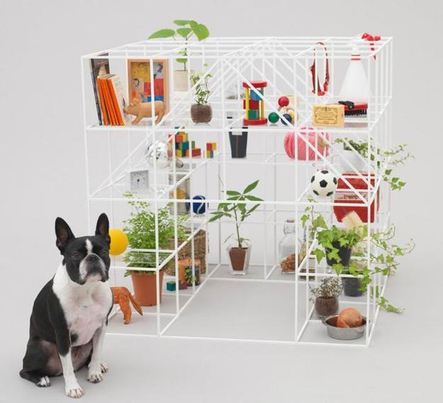 Modern Dogs House Designs, Pet Design Ideas Reflecting