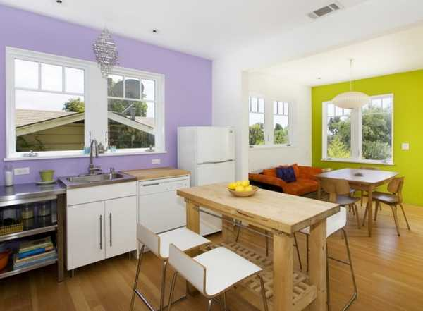 22 Modern Interior Design Ideas With Purple Color Cool Interior Colors