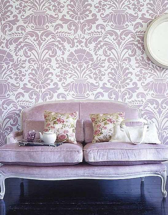 22 Modern Interior Design Ideas With Purple Color, Cool Interior Colors