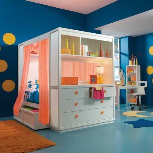 Modern Beds For Kids Room Design