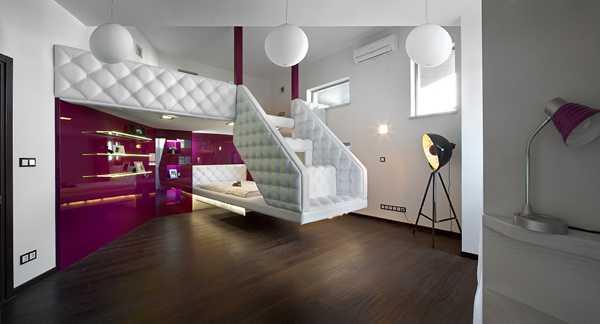 Modern House Design Featuring Amazing Kids Playroom, Mini ...