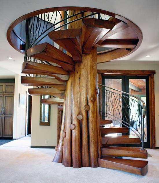 25 Wood Decor Ideas Bringing Unique