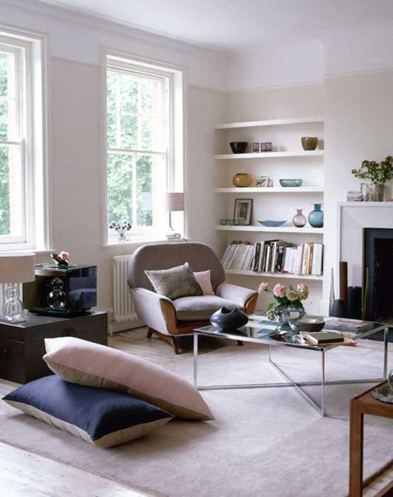 Family Living Room Designs: 20 Cozy Living Room Designs With Fireplace And Family