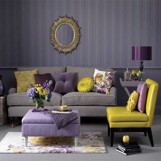 22 modern interior design ideas with purple color, cool interior colorspurple color for modern bathroom design with wall and floor tiles
