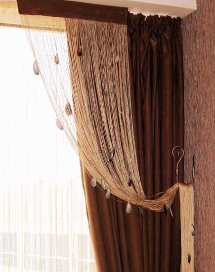 Beaded Rain Curtain Designs Stylish And Creative Interior Decorating Ideas