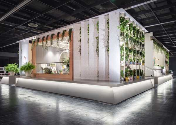 Das Haus Design at Imm Cologne, Sustainable Design and Green ...