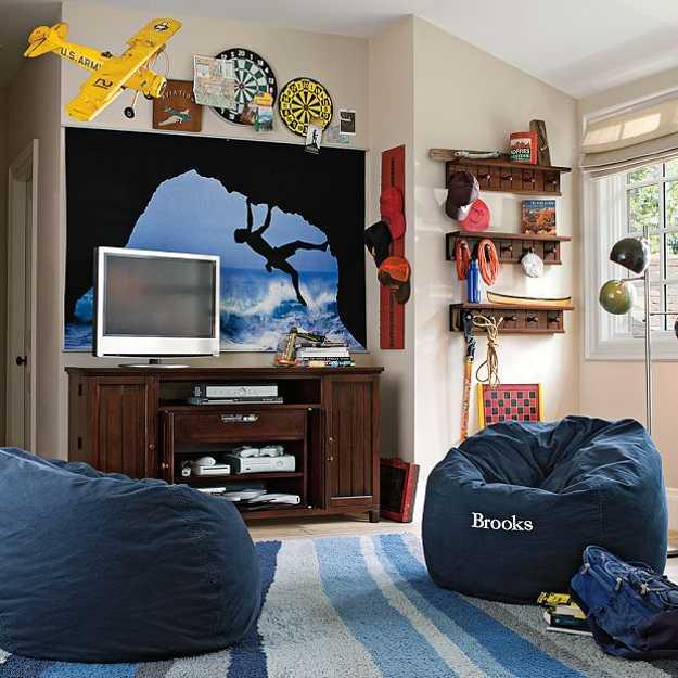Modern Kids Room Design Ideas Show Well Expressed Teenage ...
