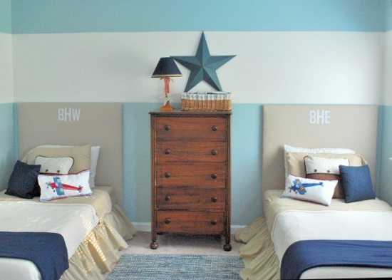 30 Kids Room Design Ideas with Functional Two Children ...